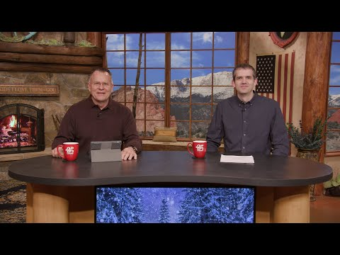 Charis Daily Live Bible Study: Daniel Bennett - What is