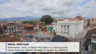 Kathmandu Valley racing to avoid World Heritage in Danger tag