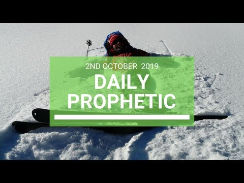 Daily Prophetic 2 October 2019   Word 7