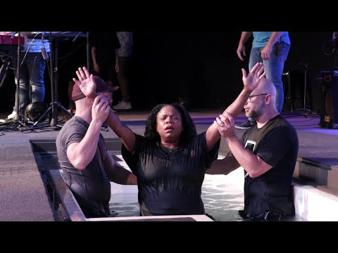 Walking in Newness of Life (Water Baptism Service)  5.30.21