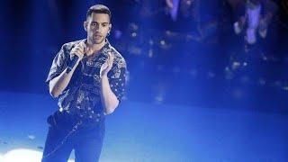 Mahmood e la gioia che poi si rivela fake: il cantante pensa di essere nelle tracce della maturità