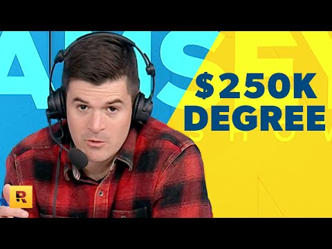 $250,000 in Debt for a Degree I'm Not Using!