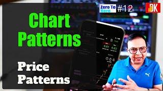 PRICE or CHART PATTERNS (Zero To Hero # 12) #stocks #TechnicalAnalysis #Trading