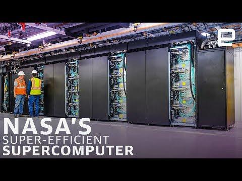 NASA's new eco-friendly supercomputer is plotting the next moon landing - UC-6OW5aJYBFM33zXQlBKPNA