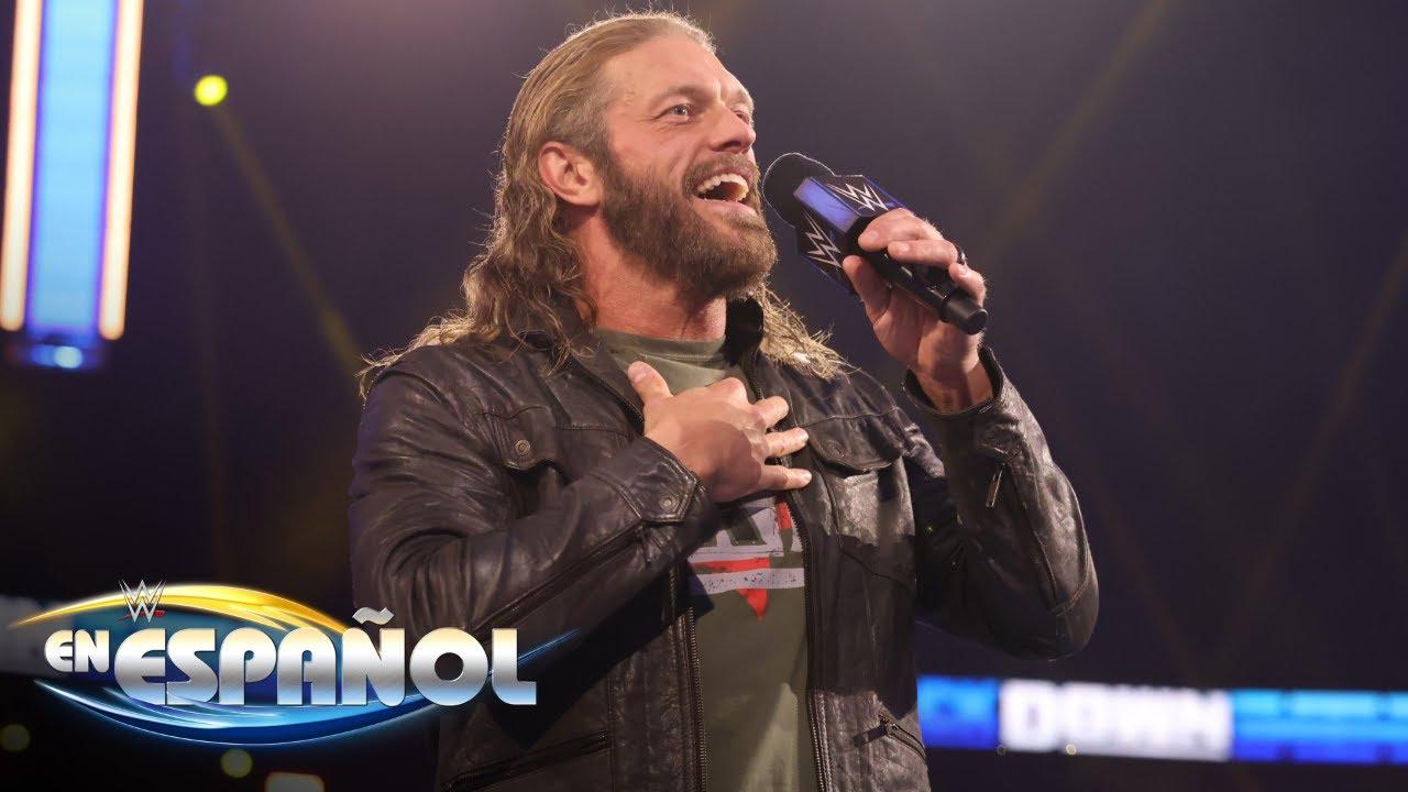 ¡WrestleMania está aquí!: En Espanol, 10 Abril, 2021