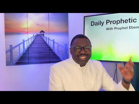 Prophetic insight  Jul 7th, 2021
