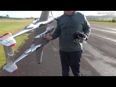 FMS P38 Lightning, maiden flight - UCQ2sg7vS7JkxKwtZuFZzn-g