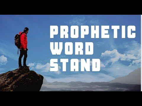 Prophetic Word - STAND