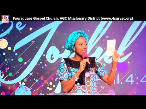 Sunday Worship Service: 20th Oct 2019