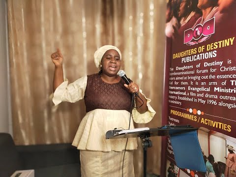 WOMEN IN MINISTRY WEEKLY PROGRAM  29/07/21 - ENLARGE YOUR TENT