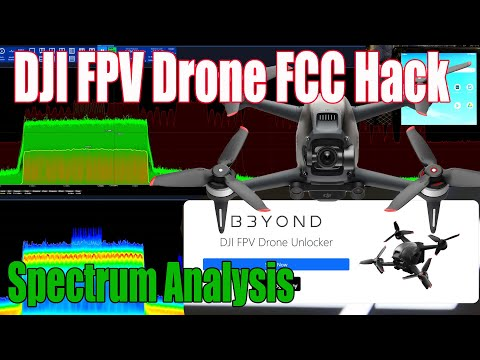 DJI FPV Drone FCC Hack - Does It Do Anything ? - UCxpgzA0iO-7anEAyiLMDRmg