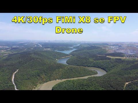 Xiaomi Fimi X8 se 4K CAMERA PERFORMANCE - First Flight FPV Drone - UC6K7RiB8-UXKak64PnWSMAQ