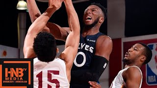 Cleveland Cavaliers vs Minnesota Timberwolves Full Game Highlights | July 5 | 2019 NBA Summer League