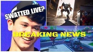 Fortnite v10.10 update delayed,bugha swatted,mech buffed daily fortnite news