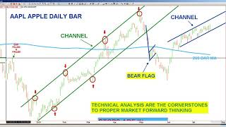 Oscar Carboni Posts OMNI directional calls For Day Trading APPL & S&P 07/23/2019 #1970