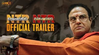 Video Trailer N.T.R. Kathanayakudu