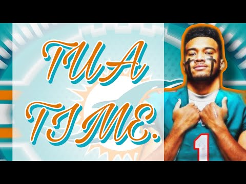 The Future of the Dolphins is BRIGHT...It's TUA TIME!