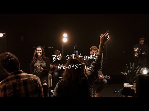 Jon Egan - Be Strong (Official Acoustic Video)