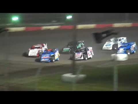 Lakeside Speedway USMTS Grant Junghan's Memorial 4!0,000 To Win - dirt track racing video image