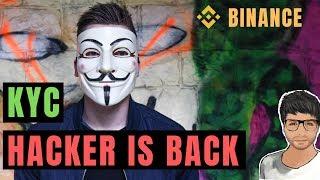 Binance KYC Hacker