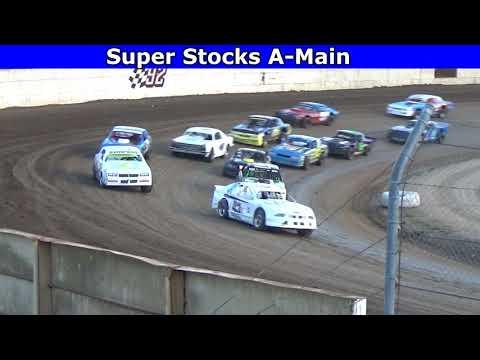 Grays Harbor Raceway, May 29, 2021, Super Stocks A-Main - dirt track racing video image