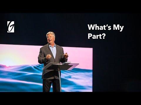 Robert Morris  What's My Part?  God Is...