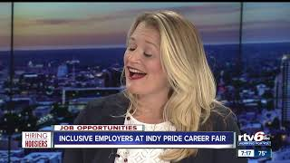 Hiring Hoosiers Report: Indy Pride Career Fair, Classroom to Career and Career Coach