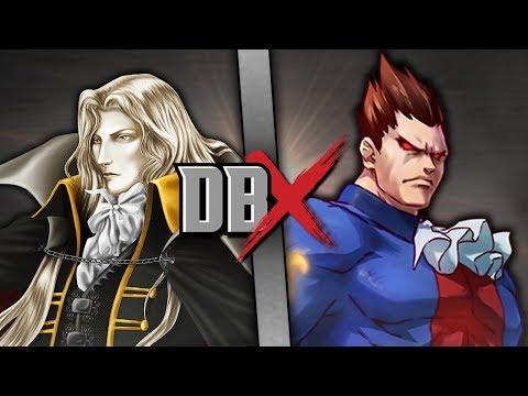 Alucard VS Dimitri (Castlevania VS Darkstalkers) | DBX - UCJBpeNOjvbn9rRte3w_Kklg