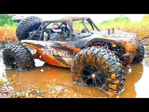 RC Cars Mud Bashing, Action, Jumping on VRX Racing RH1045 — Extreme Pictures - UCOZmnFyVdO8MbvUpjcOudCg