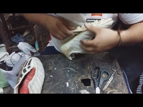 Troca de solado da chuteira Adidas Predator Mania - Adidas Predator Mania  OG soleplate exchange 6c1a698be6351