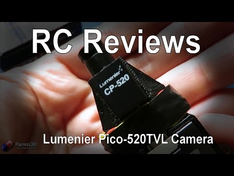 RC Reviews - Lumenier Pico 520TVL FPV camera (from Getfpv.com) - UCp1vASX-fg959vRc1xowqpw
