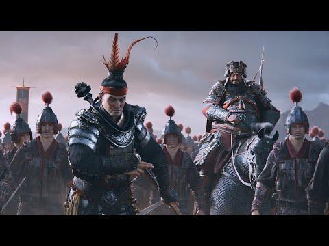 Total War: Three Kingdoms - Cinematic Trailer - UCKy1dAqELo0zrOtPkf0eTMw