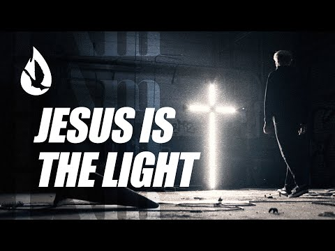 I AM the Light of the World: What did Jesus mean? (Powerful Revelation)