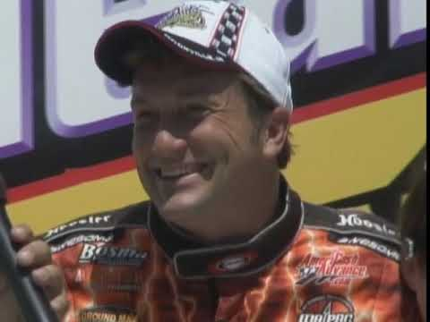 The 47th annual Knoxville Nationals Non Qualifiers program and the A, B abd C Scrambles. This was a daytime show on Saturday afternoon. Kerry Madsen gets the win! - dirt track racing video image
