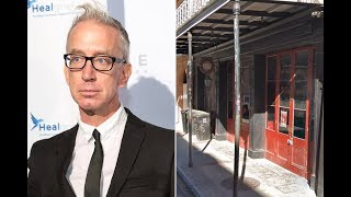 Comedian Andy Dick Says He Was Attacked Outside New Orleans Club