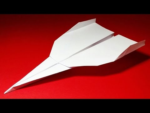How to make a paper airplane - BEST paper planes that FLY FAR - Como hacer aviones de papel . Grey - UCuwq56vKPJhp0wEpTDzwFNg