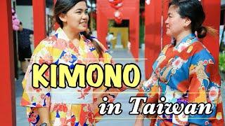 KIMONO WEARING EXPERIENCE IN TAIWAN | EXPERIENCE JAPAN IN TAIWAN