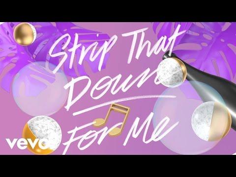Strip That Down (Video Lirik) [Feat. Quavo]