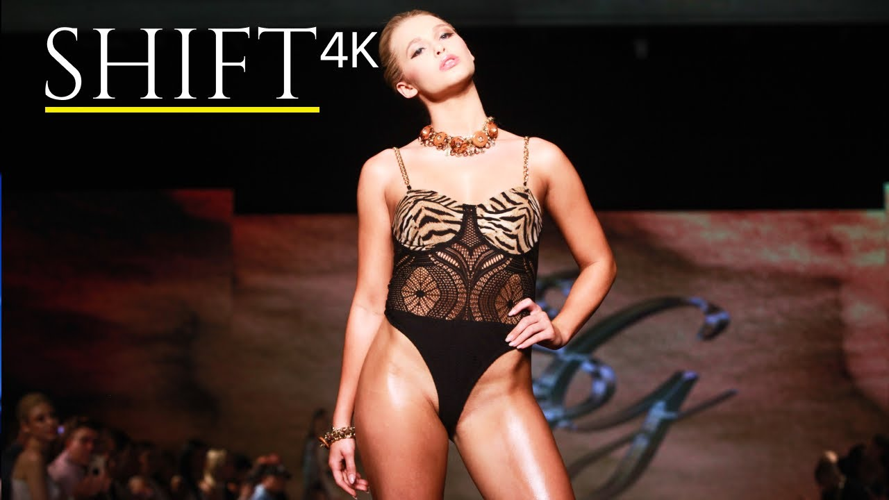 SHARNEL GUY LIVESTREAM Bikini Fashion Show 2021 / Live from Miami Beah