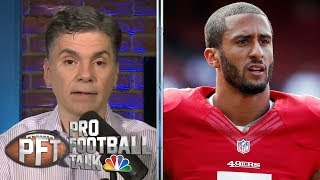 PFT Overtime: Colin Kaepernick and Nike, Rob Gronkowski slims down | Pro Football Talk | NBC Sports