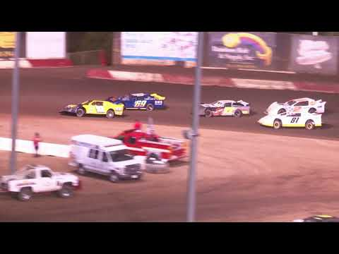 Perris Auto Speedway Super Stock Main Event 8-14 -21 - dirt track racing video image