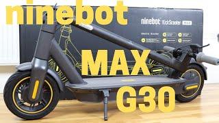 Ninebot Max G30 Monopattino elettrico