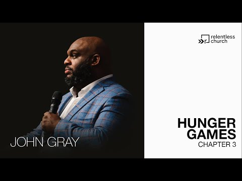 Hunger Games  Chapter 3  John Gray