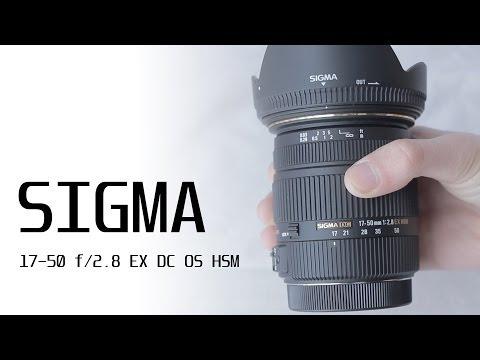 Sigma 17-50 f/2.8 EX DC OS HSM Review