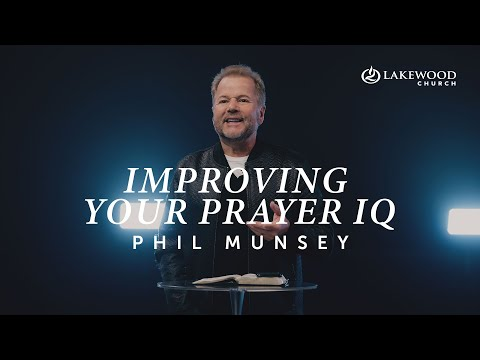 Mid-Week Service with Phil Munsey  Lakewood Church