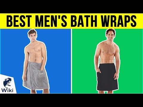 10 Best Men's Bath Wraps 2019 - UCXAHpX2xDhmjqtA-ANgsGmw