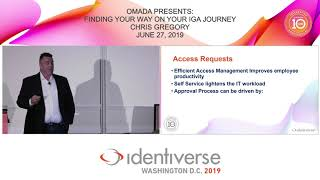 Omada Presents: Finding your way on your IGA journey - June 27 | Identiverse 2019