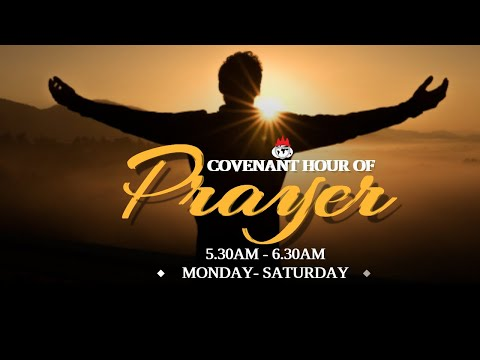 DOMI STREAM: COVENANT HOUR OF PRAYER  23, MARCH 2021  FAITH TABERNACLE OTA