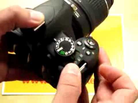 Videorecenze Nikon D3100 tělo