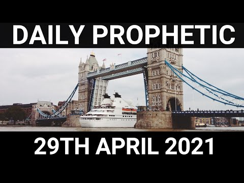 Daily Prophetic 29 April 2021 3 of 7